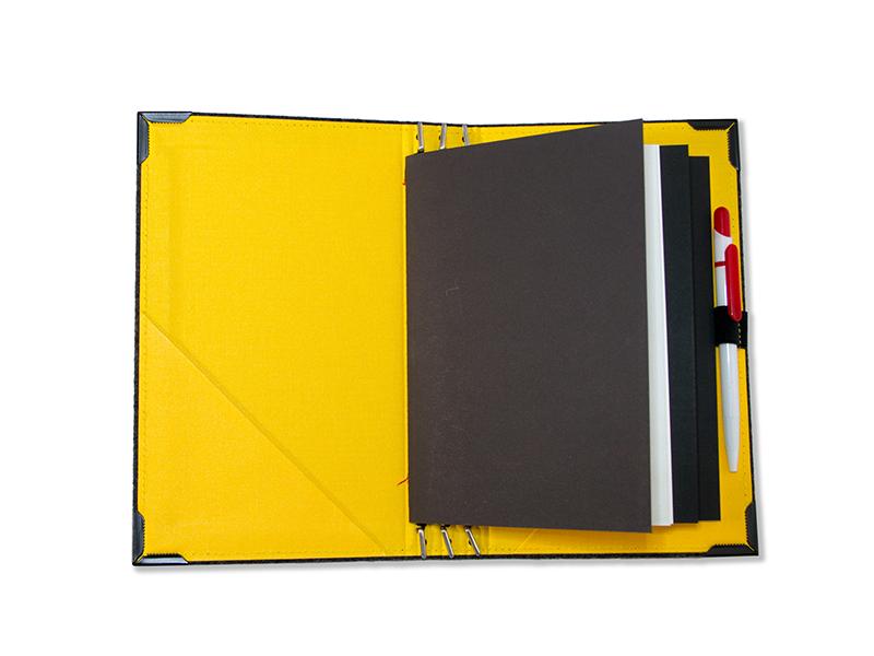 notizbuch a5 cultbook offen